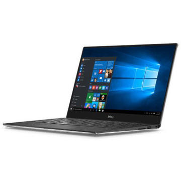 Laptop second hand Dell XPS 13 9350 I7-6560U 2.20GHz 8GB LPDDR3 1866MHz 256 GB NVMe INTEL UHD 13.3 QHD+ (3200 x 1800) InfinityEdge TouchScreen Webcam