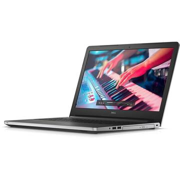 Laptop Renew Dell Inspiron 5559 i5-5200U 2.20GHz 4GB LPDDR3 1600MHz 500 GB HDD 2.5 INTEL HD 15.6 inch HD DVD-RW Webcam