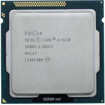 Intel i3 3220 3.30GHz Socket LGA1155