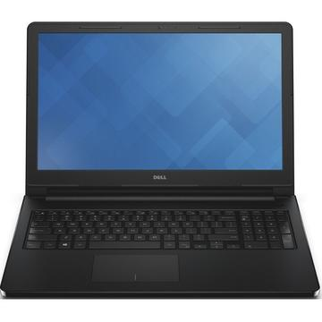 Laptop Renew Dell Inspiron 15 3567 i3-6006U 2.00GHz 4GB DDR4 750GB HDD 15.6 inch HD DVD-RW Webcam