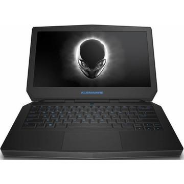 Laptop Renew Alienware 13 i7-5500U 2.40GHz 16GB DDR3L 1600MHz 512 GB M.2 SSD NVIDIA GeForce GTX 960M 4GB GDDR5 13.3 QHD (2560 x 1440)Touchscreen Webcam