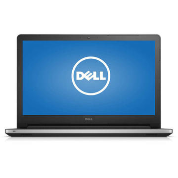Laptop Renew Dell Inspiron 5559 i7-6500U 2.50GHz 16GB DDR3L 1600MHz 2 TB HDD 2.5 AMD Radeon R5 M335 4GB GDDR3 15.6 inch FHD DVD-RW Webcam