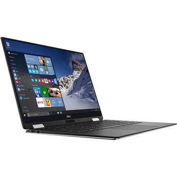 Laptop Renew Dell XPS 13 9365 2-in-1 i7-7Y75 1.30GHz 16GB LPDDR3 1866MHz 128GB M2SATA PCIE INTEL UHD 13.3  QHD+ (3200 x 1800) InfinityEdge TouchSreen Webcam