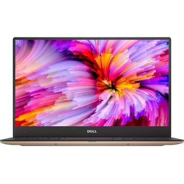 Laptop Renew Dell XPS 13 9360 i7-7500U  2.70 GHz 16GB 240GB SSD m2 LPDDR3 UHD 13.3 inch QHD+ (3200 x 1800) InfinityEdge TouchScreen Webcam