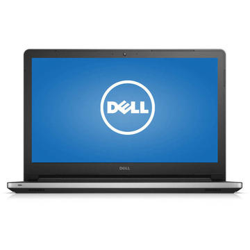 Laptop Renew Dell 5559 i7-6500U 2.50GHz 8GB DDR3L 1600MHZ 500GB HDD 15.6 inch HD DVD-RW Webcam