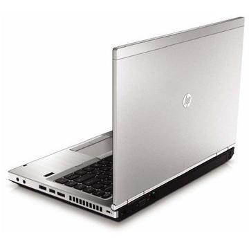 Laptop second hand HP EliteBook 8460p Intel Core i7-2620M 2.70GHz up to 3.40GHz 8GB DDR3 320GB HDD DVD-RW Webcam 14 inch HD
