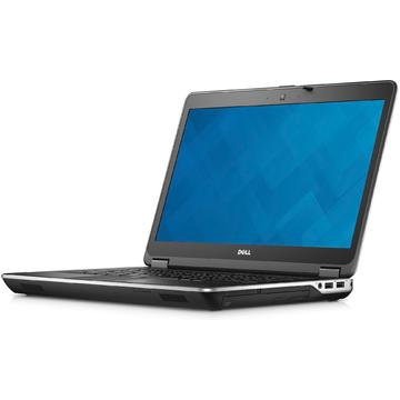 Laptop second hand Dell Latitude E6440 Intel Core i5-4300M 2.6GHz up to3.3GHz 4GB DDR3 320GB HDD DVD Webcam 14 inch HD