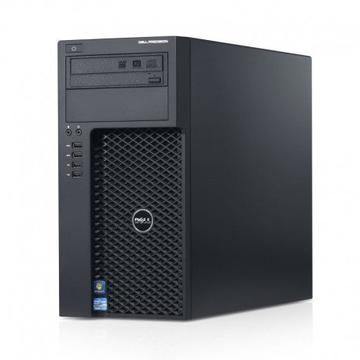 Calculator refurbished Dell Precision T1650 Intel i7-3770 3.4GHz up to 3.9GHz Quad-Core 8Gb DDR3 256GB SSD DVD Nvidia Quadro 600 1GB Dedicat Tower Soft Preinstalat Windows 10 Professional