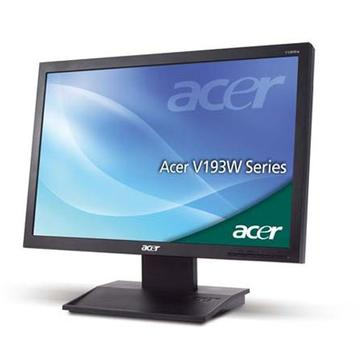 Monitor second hand Acer V193W 19 inch