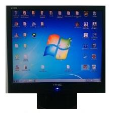 Monitor second hand i-Inc iH171D 17 inch