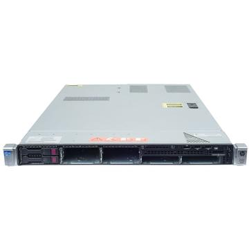 Server second hand HP DL360e G8 2 x Intel Xeon Octacore E5-2450L 8GB DDR3 ECC No HDD Raid B120i/512MB FBWC SATA Only 1 x PSU