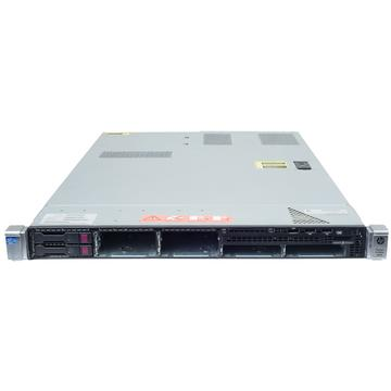 Server second hand HP DL360e G8 2 x Intel Xeon Octacore E5-2450L 48GB DDR3 ECC 2x256GB SSD Raid B120i/512MB FBWC 1 x PSU