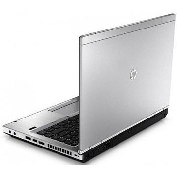 Laptop second hand HP EliteBook 8470p I5-3360M 2.8GHz 8GB DDR3 256GB SSD DVD-RW 14 inch Webcam