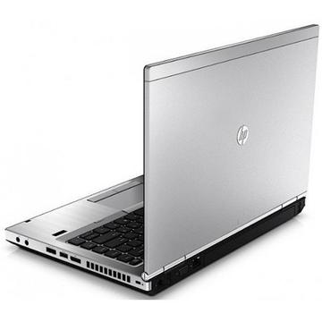 Laptop second hand HP EliteBook 8470p I5-3320M 2.6GHz up to 3.3GHz 8GB DDR3 256GB SSD DVD-RW 14.0 inch Webcam