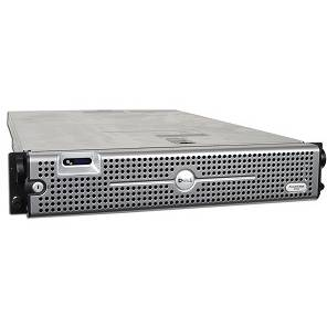 Server second hand Dell PowerEdge 2950 Xeon Dual Core 1.6GHz 4GB DDR2 FBDIMM 2 x 73 SAS 2 x LAN