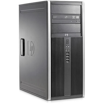 Calculator second hand HP Compaq 8100 Elite Intel Core i3-560 3.33GHz 4GB DDR3 160GB HDD DVD-RW TOWER