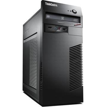 Calculator second hand Lenovo ThinkCentre M72e Intel Core i5-3470 3.20GHz 4GB DDR3 160GB HDD DVD-RW Tower