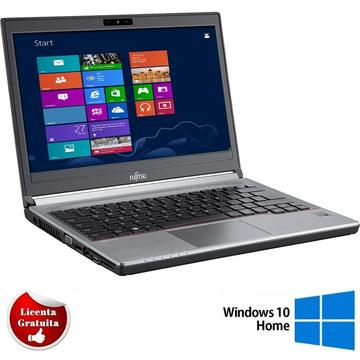 Laptop refurbished Fujitsu LifeBook E743 Intel Core i7-3632QM 2.20GHz up to 3.20GHz 8GB DDR3 320GB HDD Webcam 14 inch HD+ 1600x900 Soft Preinstalat Windows 10 Home