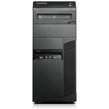 Calculator second hand Lenovo ThinkCentre M93p Intel Core i5-4570 3.20GHz 4GB DDR3 160GB HDD DVD-RW Tower