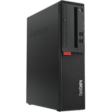 Calculator second hand Lenovo ThinkCentre M710s i5-6500 3.20GHz 8GB DDR4 256GB SSD DVD-RW Desktop