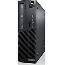 Calculator second hand Lenovo ThinkCentre M73 Intel Core i3-4130 3.40GHz 4GB DDR3 250GB HDD DVD-RW Desktop