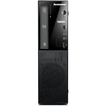 Calculator second hand Lenovo ThinkCentre E73 Intel Core i5-4460S 2.90GHz 4GB DDR3 160GB HDD DVD-RW Desktop