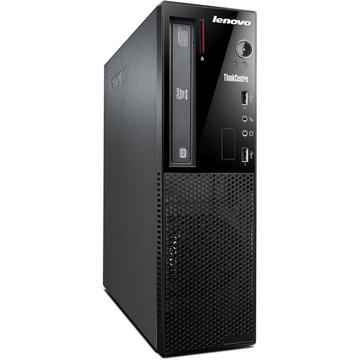 Calculator second hand Lenovo ThinkCentre E73 Intel Pentium G3220 3.00GHz 4GB DDR3 160GB HDD DVD-RW	 Desktop