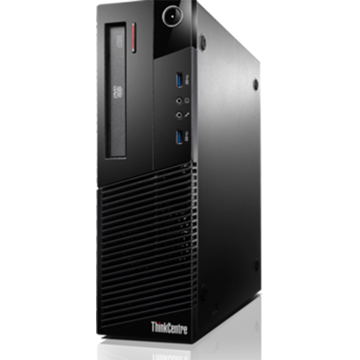 Calculator second hand Lenovo ThinkCentre M83 Intel Core i7-4790 3.60GHz up to 4.0GHz 4GB DDR3 500GB Sata Tower