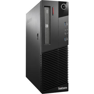 Calculator second hand Lenovo ThinkCentre M93 i7-4790 3.60GHz 4GB DDR3 256Gb SSD DVD-RW Desktop