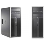 Elite 8200 i5-2400S 2.5GHz 8GB DDR3 500GB HDD Sata DVD-RW Tower