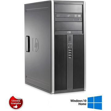 Calculator refurbished HP Elite 8200 i5-2400S 2.5GHz 4GB DDR3 250GB HDD Sata DVD-RW Tower Soft Preinstalat Windows 10 Home