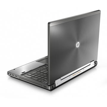 "Laptop refurbished HP EliteBook 8760W i5-2520 4GB DDR3 320GB DVD-RW Video ATI Firepro M5950 1GB Dedicat 17,3"" Soft Preinstalat Windows 10 Home"