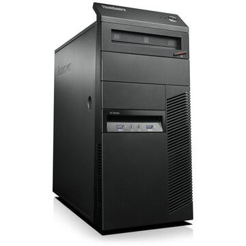Calculator second hand Lenovo ThinkCentre M93p Intel Core i5-4570 3.20GHz up to 3.60GHz 4GB DDR3 500GB HDD DVD-RW Tower