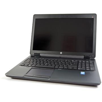 Laptop second hand HP Zbook 15G2 Intel Core I7-4810MQ 2.8GHz up to 3.80GHz 16GB DDR3 256GB SSD nVidia Quadro K2100M 2GB 15.6inch Full HD Webcam Tastatura iluminata
