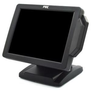 POS second hand ELO FEC H745I Pentium IV 2.4GHz 1GB DDR1 80GB HDD IDE 15inch Touchscreen