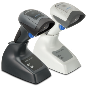 Scaner second hand Datalogic QuickScan M2 130/Cradle 433Mhz WI-FI