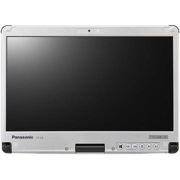 Laptop second hand Panasonic Toughbook CF-C2 I5-3427U 1.80GHz up to 2.80GHz 4GB-DDR3  256GB SSD 12.5inch Touch(tablet) Webcam