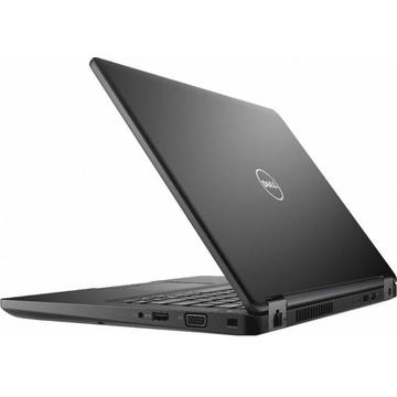 Laptop second hand Dell Latitude 5480 i5-7200U 2.50GHz up to 3.10GHz 8GB DDR4 180GB SSD M2Sata 14inch FHD Webcam