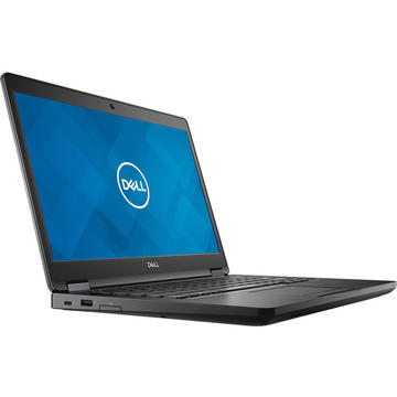 Laptop second hand Dell Latitude 5490	i5-8250U 1.60GHz up to 3.40GHz 8GB DDR4 500GB HDD 14inch Webcam