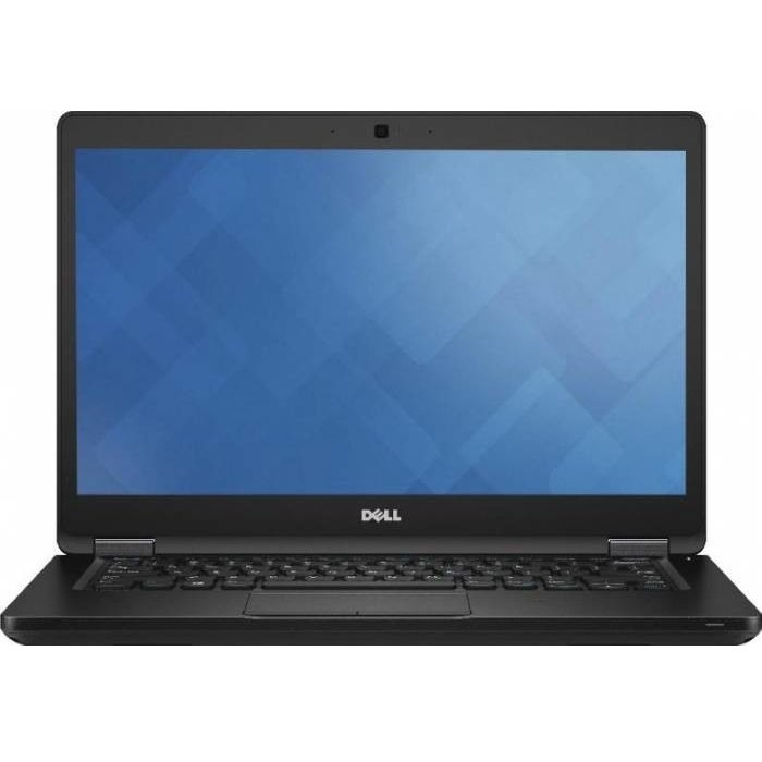 Laptop second hand Latitude 5480 i5-7200U 2.50GHz up to 3.10GHz 8GB DDR4 256GB SSD 14inch FHD Webcam