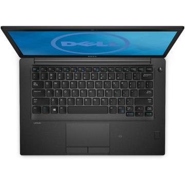 Laptop second hand Dell Latitude 7480	i7-7600U 2.80GHz up to 3.90GHz 8GB DDR4 180GB M2Sata14inch FHD Webcam Touch