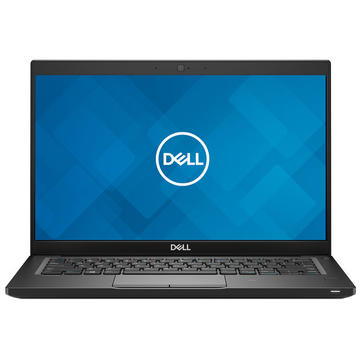 Laptop second hand Dell Latitude 7390 i5-8250U 1.60GHz up to 3.40GHz  8GB DDR4 180GB SSD M2Sata 13.3inch FHD  Webcam
