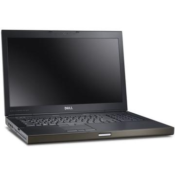 Laptop second hand Dell Precision M4600 Intel Core i7-2760QM 2.40GHz up to 3.50GHz 16GB DDR3 256GB SSD nVIDIA Quadro 1000M 2GB GDDR3 DVD-RW 15.6 inch FHD