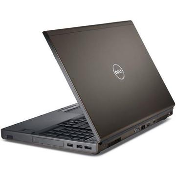 Laptop second hand Dell Precision M4700 Intel Core i5-3380M 2.90GHz up to 3.60GHz 16GB DDR3 256GB SSD NVIDIA Quadro K1000M 2GB GDDR3 DVD-ROM 15.6 inch FHD