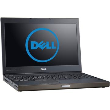 Laptop second hand Dell Precision M4700 Intel Core i7-3720QM 2.60GHz up to 3.60GHz 16GB DDR3 128GB SSD NVIDIA Quadro K1000M 2GB GDDR3 DVD-ROM 15.6 inch FHD