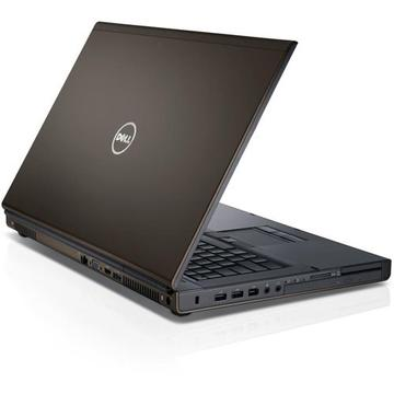 Laptop second hand Dell Precision M6700 Intel Core i7-3740QM 2.70GHz up to 3.70GHz 16GB DDR3 240GB SSD Nvidia Quadro K3000M 2GB GDDR5 DVD-ROM 17.3 inch FHD