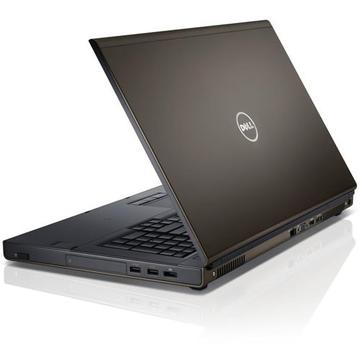 Laptop second hand Dell Precision M6700 Intel Core i7-3740QM 2.70GHz up to 3.70GHz 16GB DDR3 256GB SSD Nvidia Quadro K3000M 2GB GDDR3 DVD-ROM 17.3 inch FHD