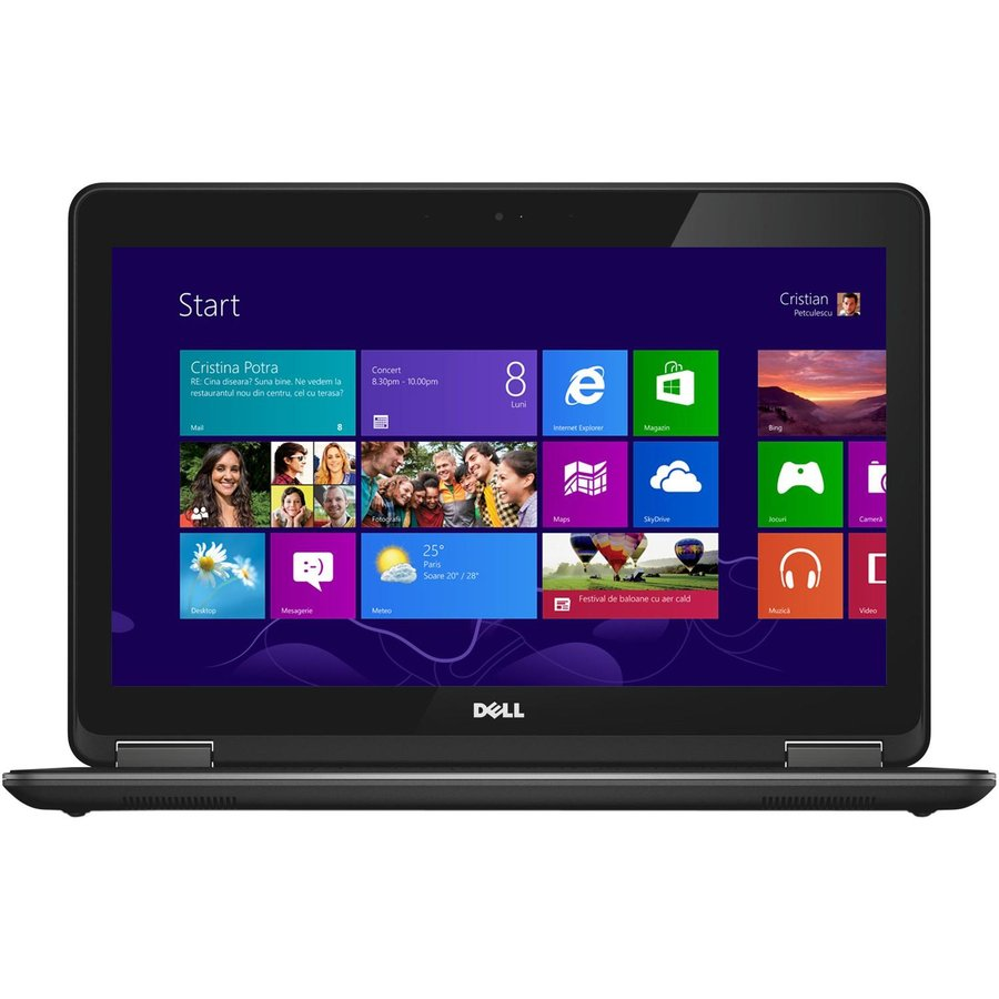 Laptop second hand Latitude E7240 Intel Core i5-4200U 1.70GHz up to 2.70GHz 8GB DDR3 128GB SSD Webcam 12.5 inch