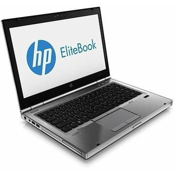 Laptop second hand HP EliteBook 8470p I5-3320M 2.6GHz up to 3.3GHz 8GB DDR3 240GB SSD DVD-RW 14.0 inch Webcam