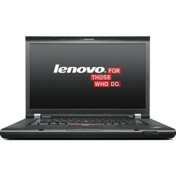 Laptop second hand Lenovo ThinkPad T530 i7-3520M 2.9GHz 4GB DDR3 320GB HDD Sata nVidia NVS 540M DVD-RW 15.6inch Webcam